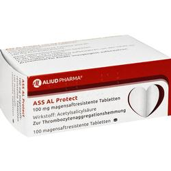 ASS AL PROTECT 100MG